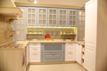 Белая кухня Сицилия